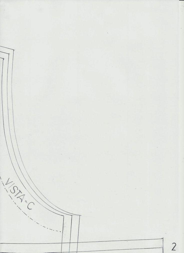 TRESPASSE BLUSA con volantes - Moldes Moda por la Medida