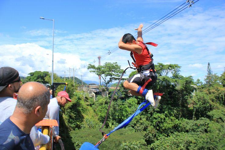 Bungee Jumping Colombia Villavicencio