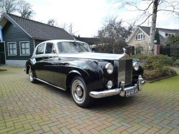 1956 Rolls-Royce Silver Cloud 1 LHD