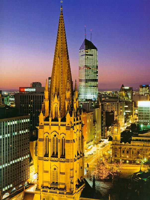 StPaul's Cathedral, Melbourne Australia