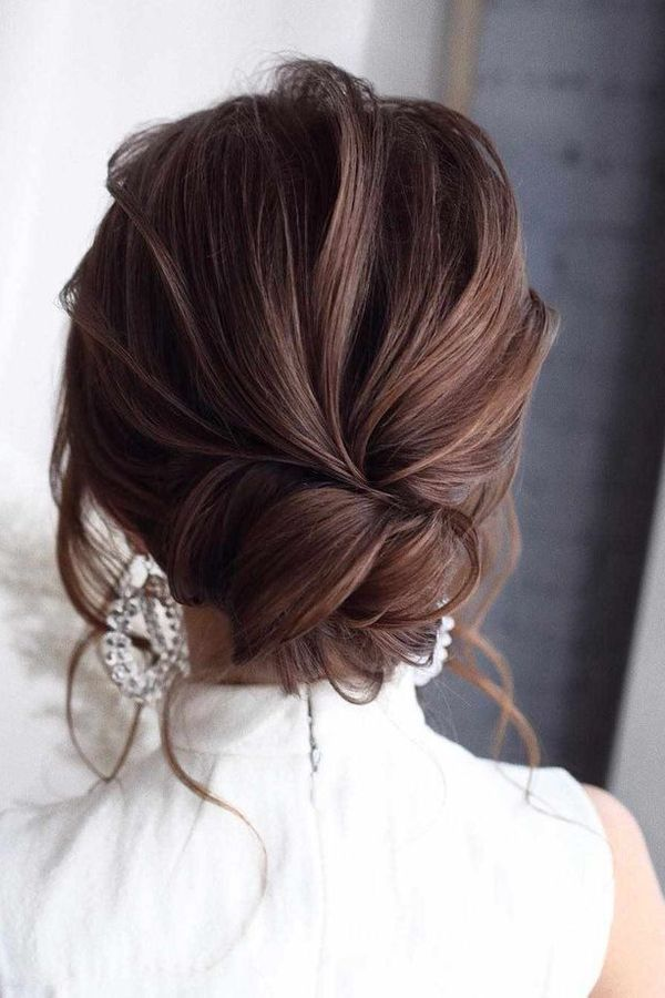 Beauty Global Hairstyles Bun Chignon Wedding Bride Long Hair Chin Chignon Prom Hairstyles For Long Hair Wedding Hair Inspiration Medium Length Hair Styles