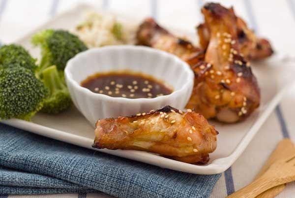 Gluten-Free Sticky Wings