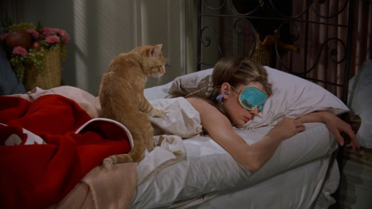Breakfast at Tiffany's - Audrey Hepburn  Love her and this movie!!!: Cat, Mornings Personalized, Breakfast At Tiffany'S, Breakfast At Tiffanys, Audrey Hepburn, Movie, Holly Golightly, Hair, Eye