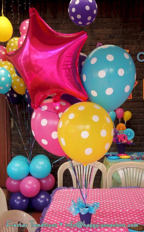 57 best images about fiestas para grandes on pinterest for Decoracion 80 anos ipuc