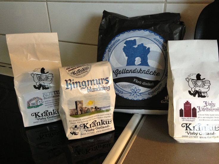 Kitty fick fina presenter från Gotland