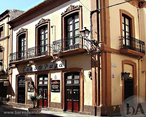 CASA PUGA - ALMERIA (DESDE 1870) C/ Jovellanos, 7. 04003 Almería. Teléfono: 950 23 15 30