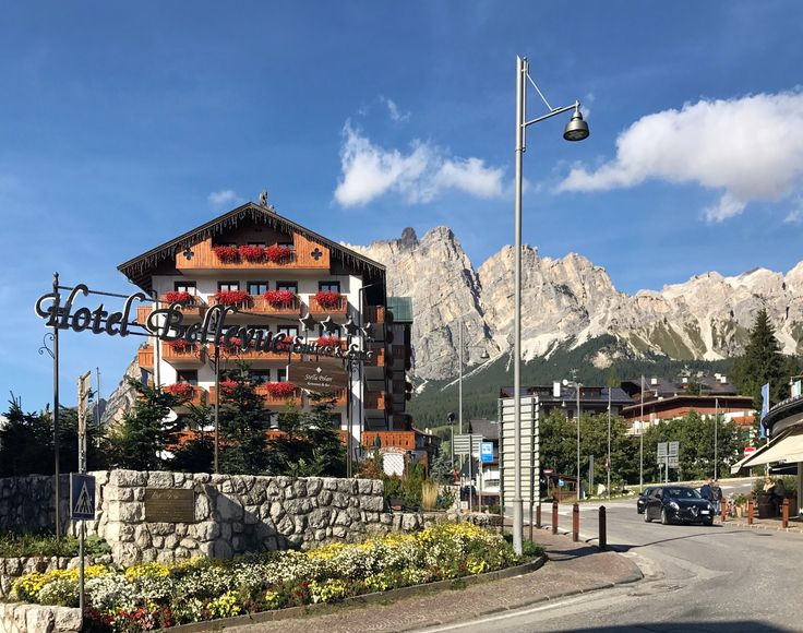 Hotel Bellevue, Cortina.