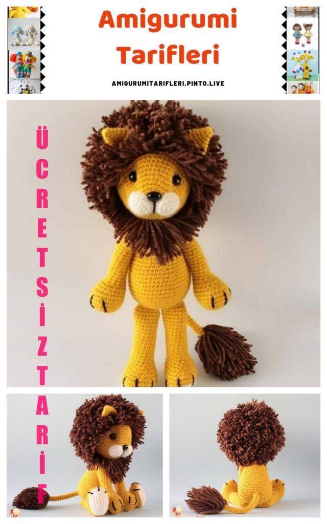 Leithygurumi: Narin Bebek - Türkçe - Ücretsiz - Amigurumi Doll ...   1024x640