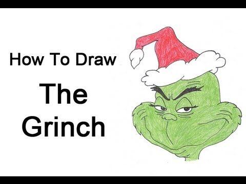 Grinch Christmas Door Decorations