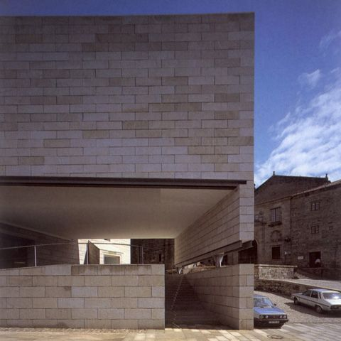 siza museum santiago - Google Search