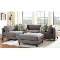 Shop For Steve Silver Chelsea Sectional, Sectional, And Other Living Room  Sectionals At Direct Furniture Galleries In Fairfax, VA.