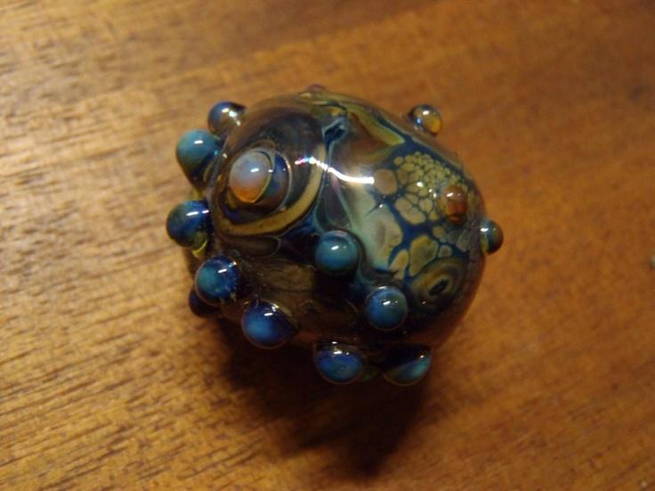 the tiniest crack means I am keeping this bead!!! | the random bead | cathy harvey