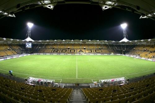 Our stadium!