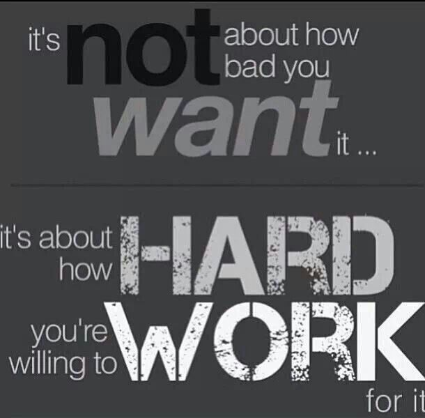 Work Hard Quotes: Quotes About Hard Work Paying Off. QuotesGram