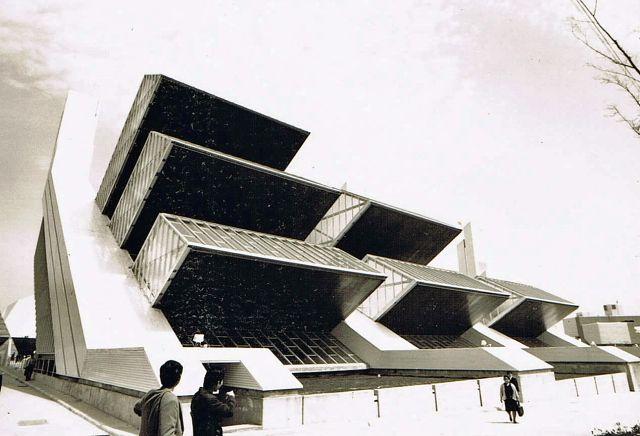 Italy pavilion ; Osaka EXPO'70