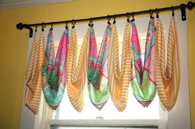 curtain ideas creative kitchen windows