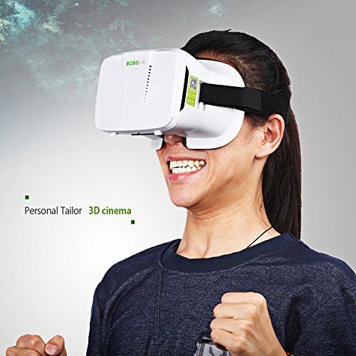 Bobovr Xiaozhai Z2 3D Vr Glasses Immersive Virtual Reality Helmet Oculus Rift Dk2 Google Cardboard Box For 4  6 Inch Smartphone >>> Click image to review more details.Note:It is affiliate link to Amazon.