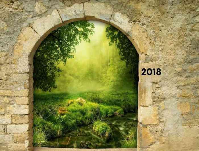 2018 numerology personal year