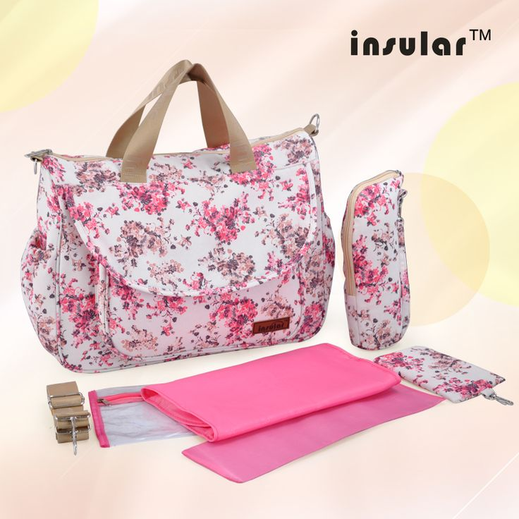 2016 NEW Insular Flower Style Nappy Bags - NEW ARRIVAL!! //Price: $42.45  //     #hashtag3