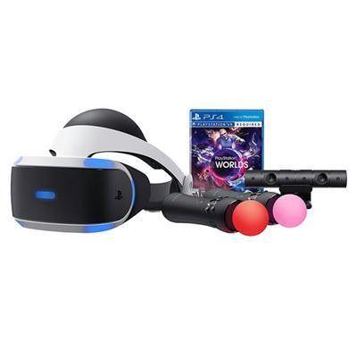 Ps4 Playstation Vr Worlds Bndl