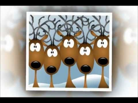 ▶ Rudolph The Red Nosed Reindeer | Christmas Songs For Children - YouTube