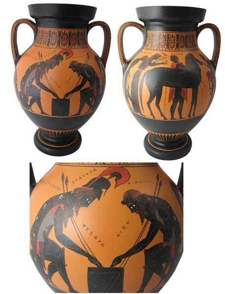 Cerâmica grega | História Total