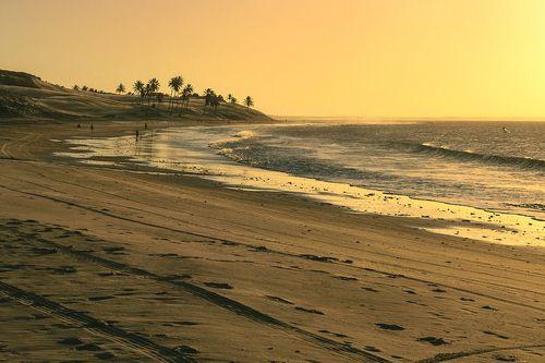 Paracuru beach - Ceará (by Icaro Firmino)