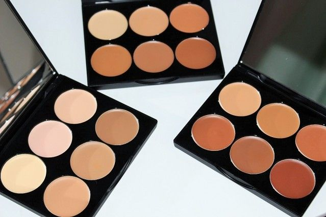 Sleek Makeup Cream Contour Kit Review & Swatches