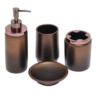 Best Steamboat Bathroom Images On Pinterest Bathroom - Copper bathroom accessories sets for bathroom decor ideas