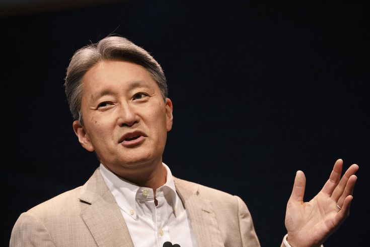 Sony's Kaz Hirai: 4K and HDR are here robots are coming