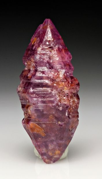 ∆ Ruby...Corundum var. Ruby ♥ Integrity ♥ Devotion ♥ Happiness ♥ Healing ♥ Courage ♥ Passion ♥ Enthusiasm ♥ Generosity ♥ Inspiration ♥ Prosperity ♥ High Energy ♥ Power and Leadership Ruby is a red gemstone variety of Corundum. Ruby is a 40th Anniversary gemstone. Chakras - Base Chakra, Heart Chakra Birthstone - July Zodiac - Aries, Cancer, Leo, Scorpio, Sagittarius Planet - Sun Typical colours - Pinkish-red to red Ruby encourages passion and a zest for life.