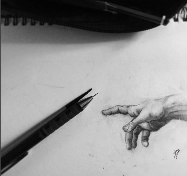 #hand #hands #finger #fingers #day #draw #draws #drawing #drawingart #drawingarts #drawings #pencil #paint #paints #painting #paintings #handpainted #paintingdrawing #quicklysketch #sharingart #sketch #nawden #art_worldly #arts_help #deviantart #usa #nyc #sharingart #arts_help #pencil #pencildrawing #drawingart #God #pencil