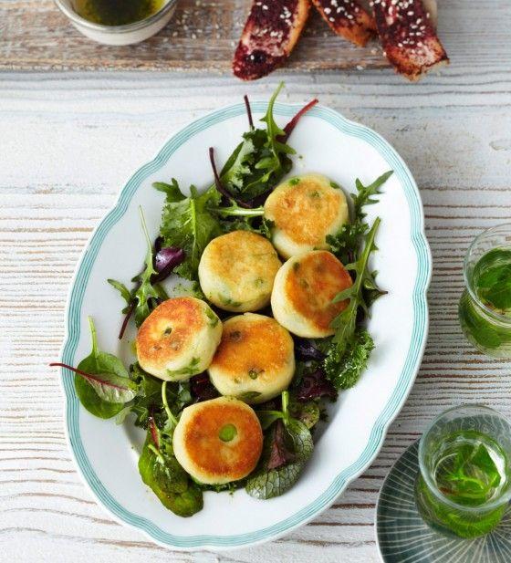 Kartoffel-Buletten mit Blattsalaten - Pfannengerichte mit Kartoffeln - Seite 4 - [ESSEN & TRINKEN]