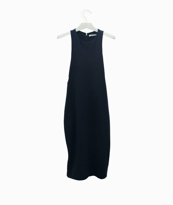 Alexander Wang dress with the Lebor Gabala SS16 capsulle #arropame #conceptstore #bilbao #ss2016 #LeborGabala  #AlexanderWang #fashion #shopping #trendy #style http://arropame.com/lebor-gabala-primera-capsula-ss16/