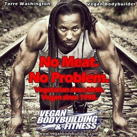 Vegan Bodybuilder ... Wow!