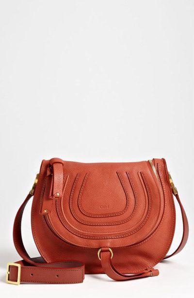 Cognac Bag / CHLOE #bagfetish