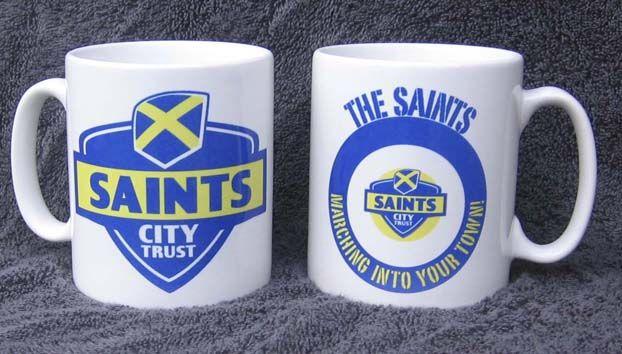 St Albans City F.C Mug