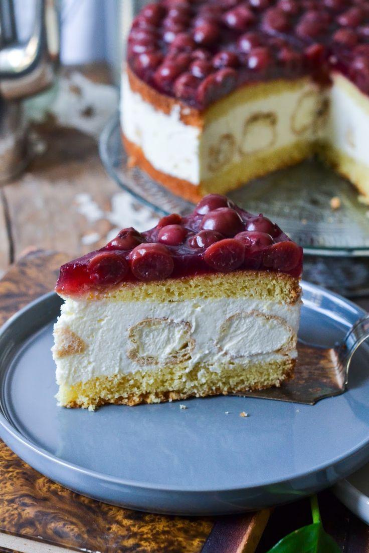 Christina macht was: Windbelteltorte (ohne Gelatine)   – Cakes // Kuchen