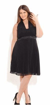 Flattering Cocktail Dresses For Plus Size - Ocodea.com