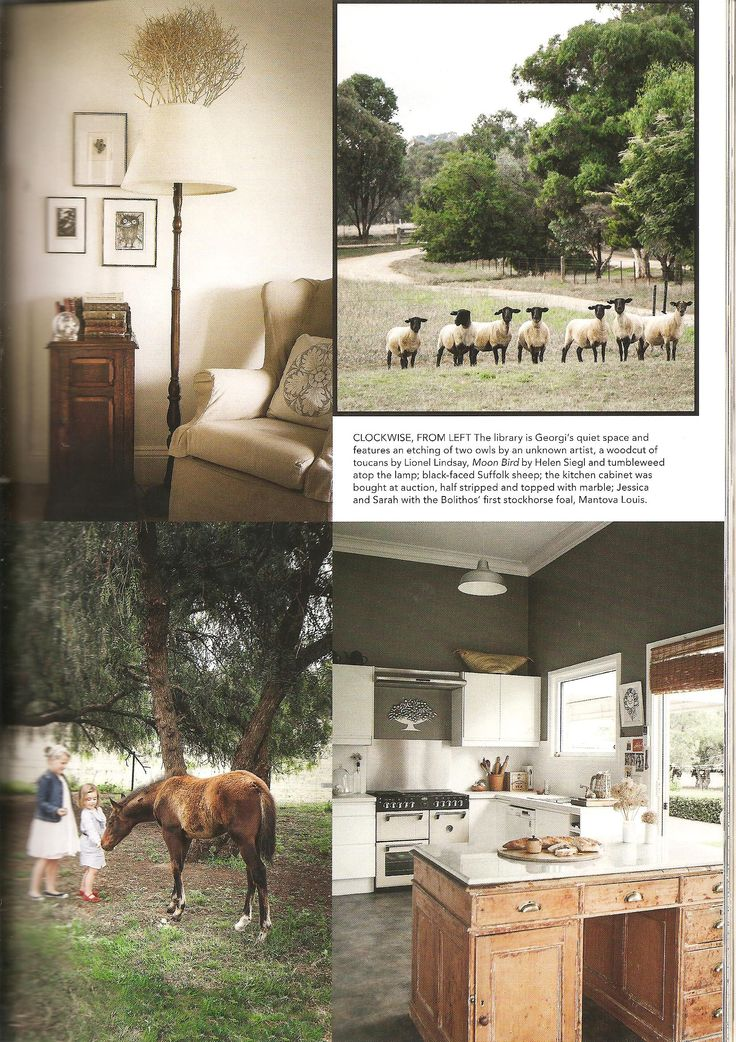 uploaded from Australian Country Style Magazine