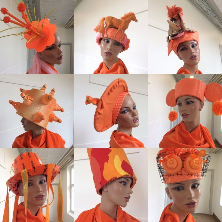 More orange.....