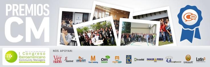 Por Primera vez vamos a reconocer el conocimiento, trabajo y esfuerzo de las personas y empresas que están diariamente realizando tareas por que las comunidades web tengan un valor determinante en el territorio iberoamericano y mundial.