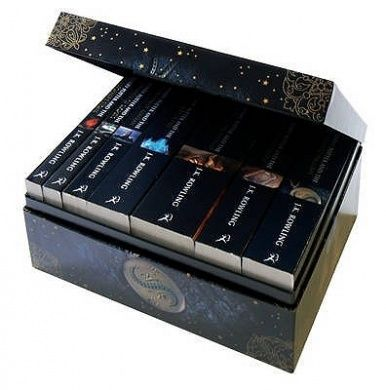 Harry Potter Adult Paperback Boxed Set
