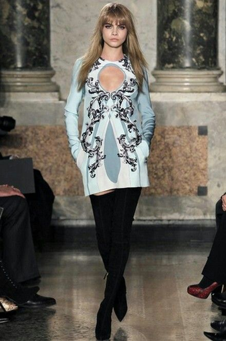 Emilio Pucci spring 2013-2014 Milan fashion week