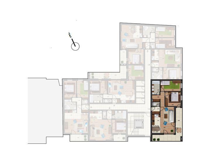 Teraszos, új építésű lakás Nádorvárosban ! 24,6 M Ft