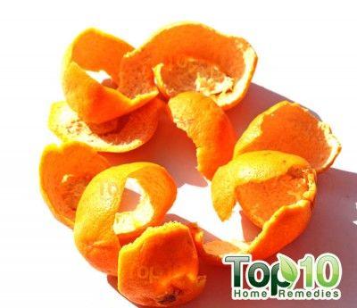 μην πετάτε τις φλούδες του πορτοκαλιού και κάντε σπιτική μάσκα προσώπου