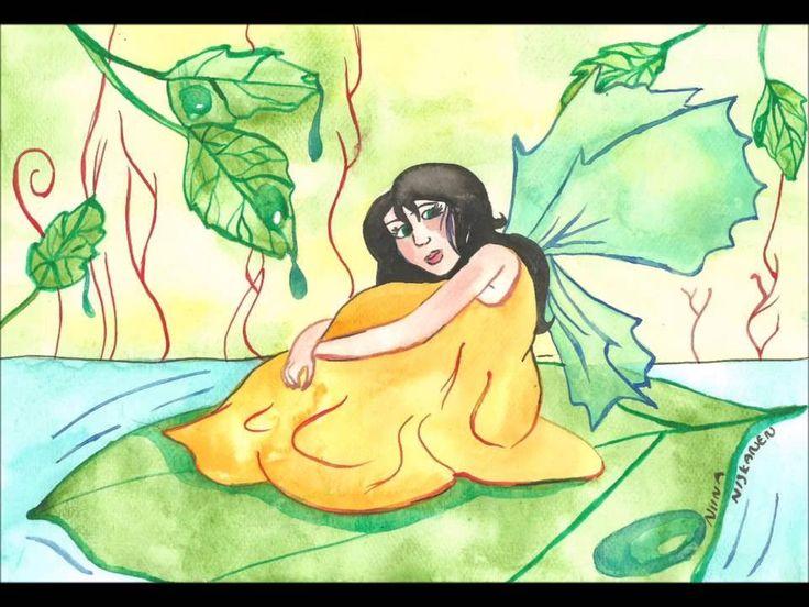 Fairy Paintings by Niina Niskanen