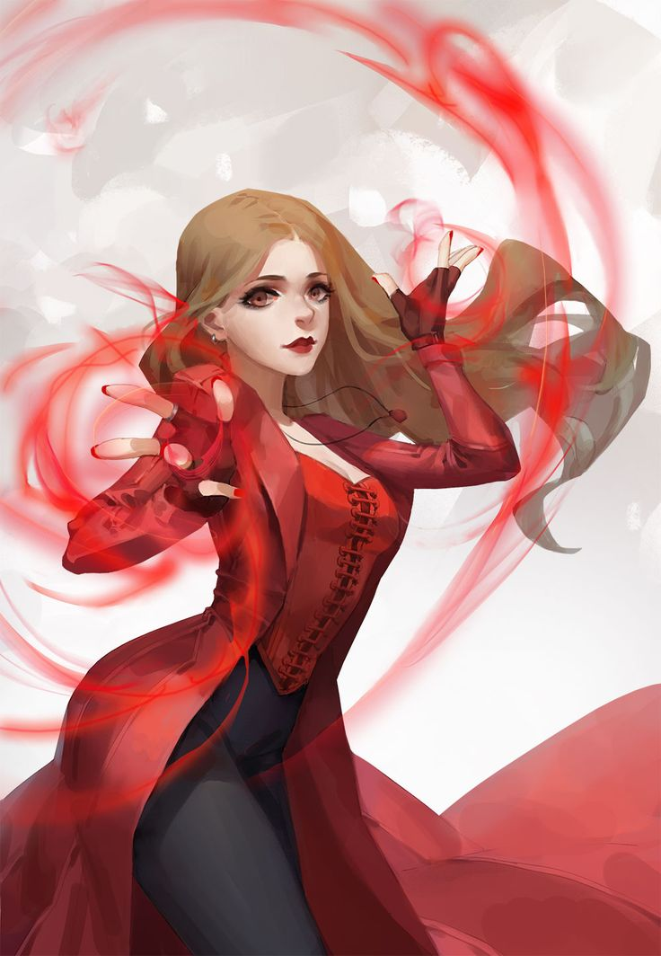 Scarlet Witch #solo