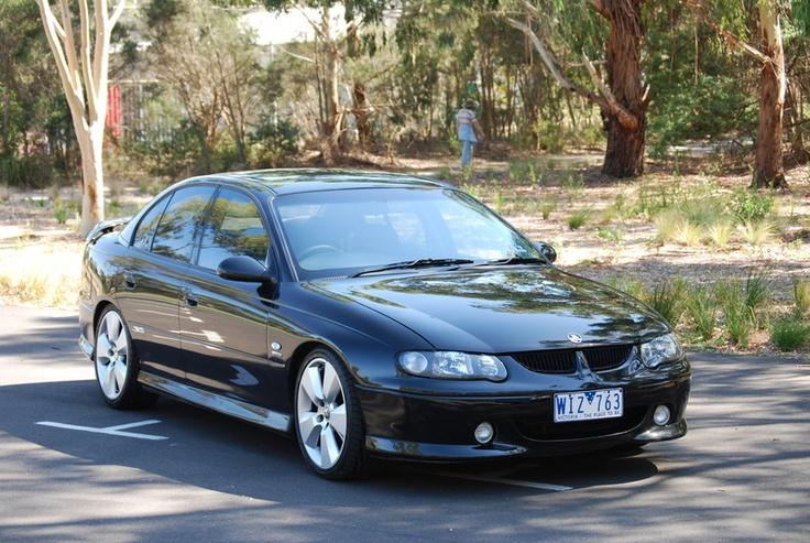 Holden VX SS