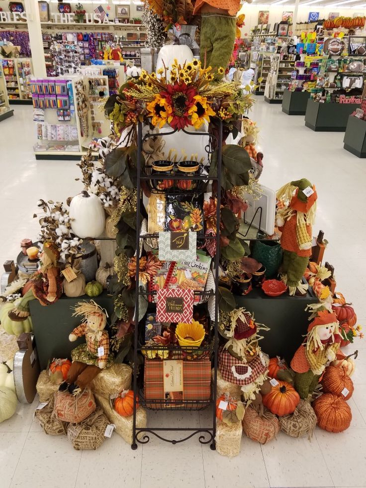 Hobby lobby fall decor hob lob merch pinterest